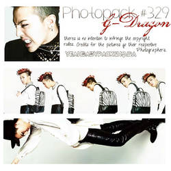 Photopack #329  G-Dragon by YeahBabyPacksHq