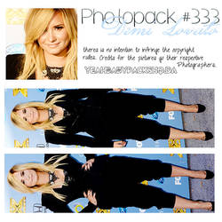 Photopack #333 Demi Lovato by YeahBabyPacksHq