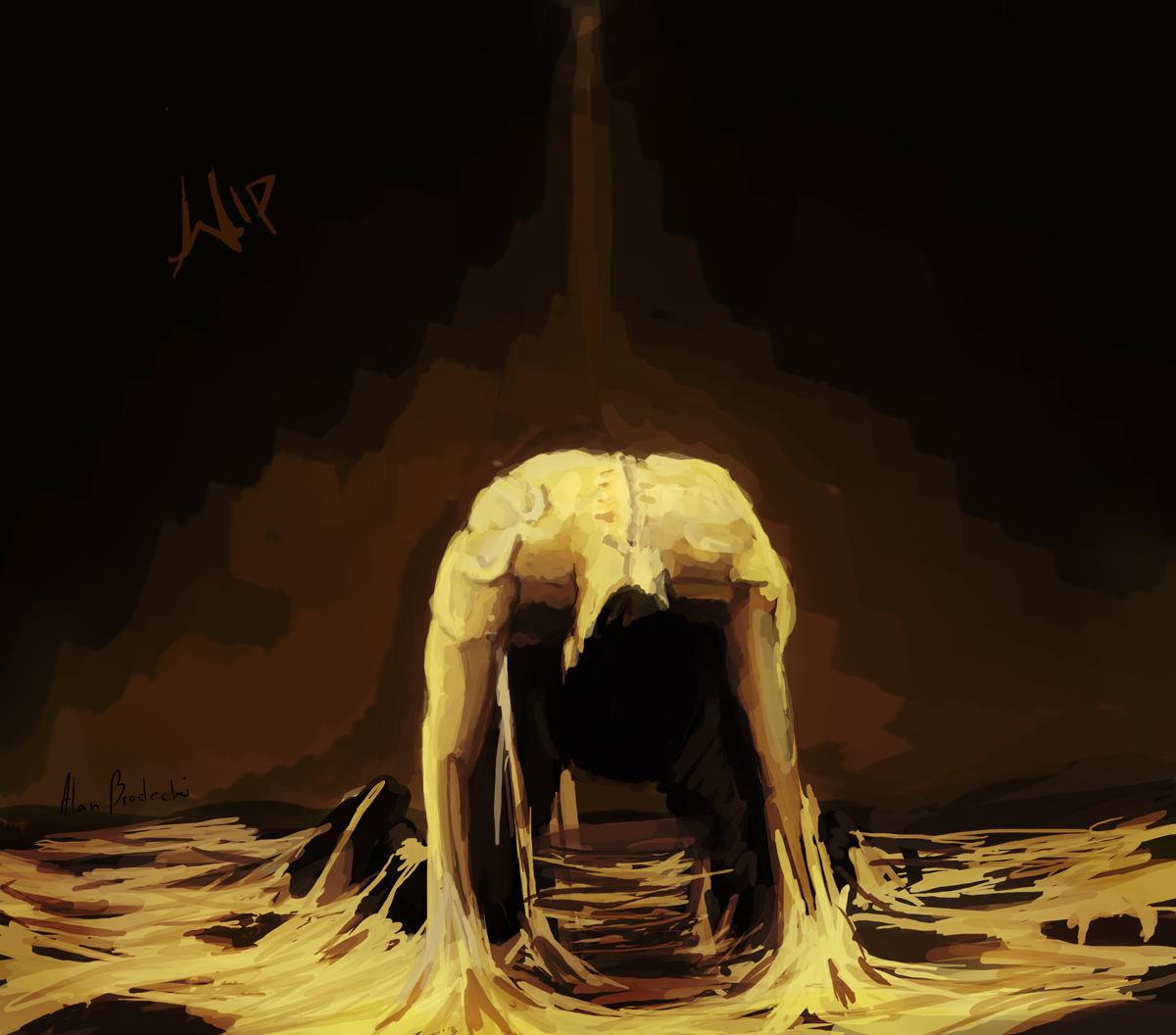 Broken - Wip by DeaDerV23