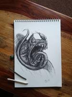 Venom - Traditional art by DeaDerV23