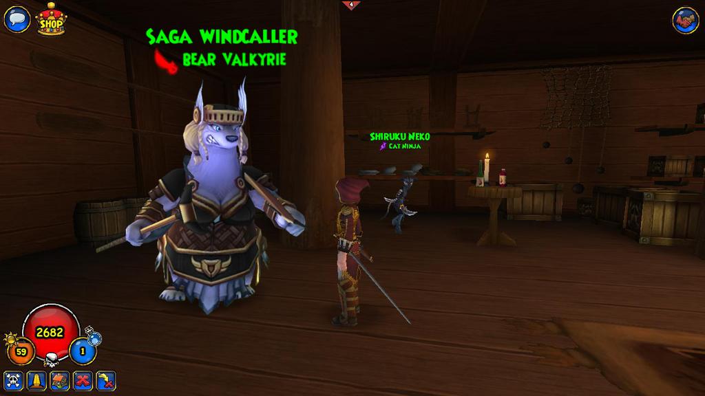 Companion! Saga Windcaller by GuildmasterGrovyle on DeviantArt