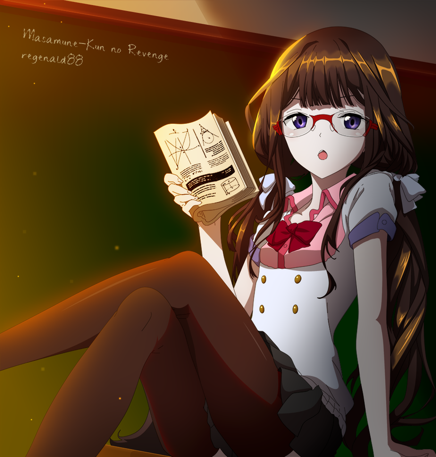 Masamune-kun No Revenge by RegenaldOpura