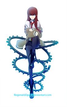 Makise Kurisu V3