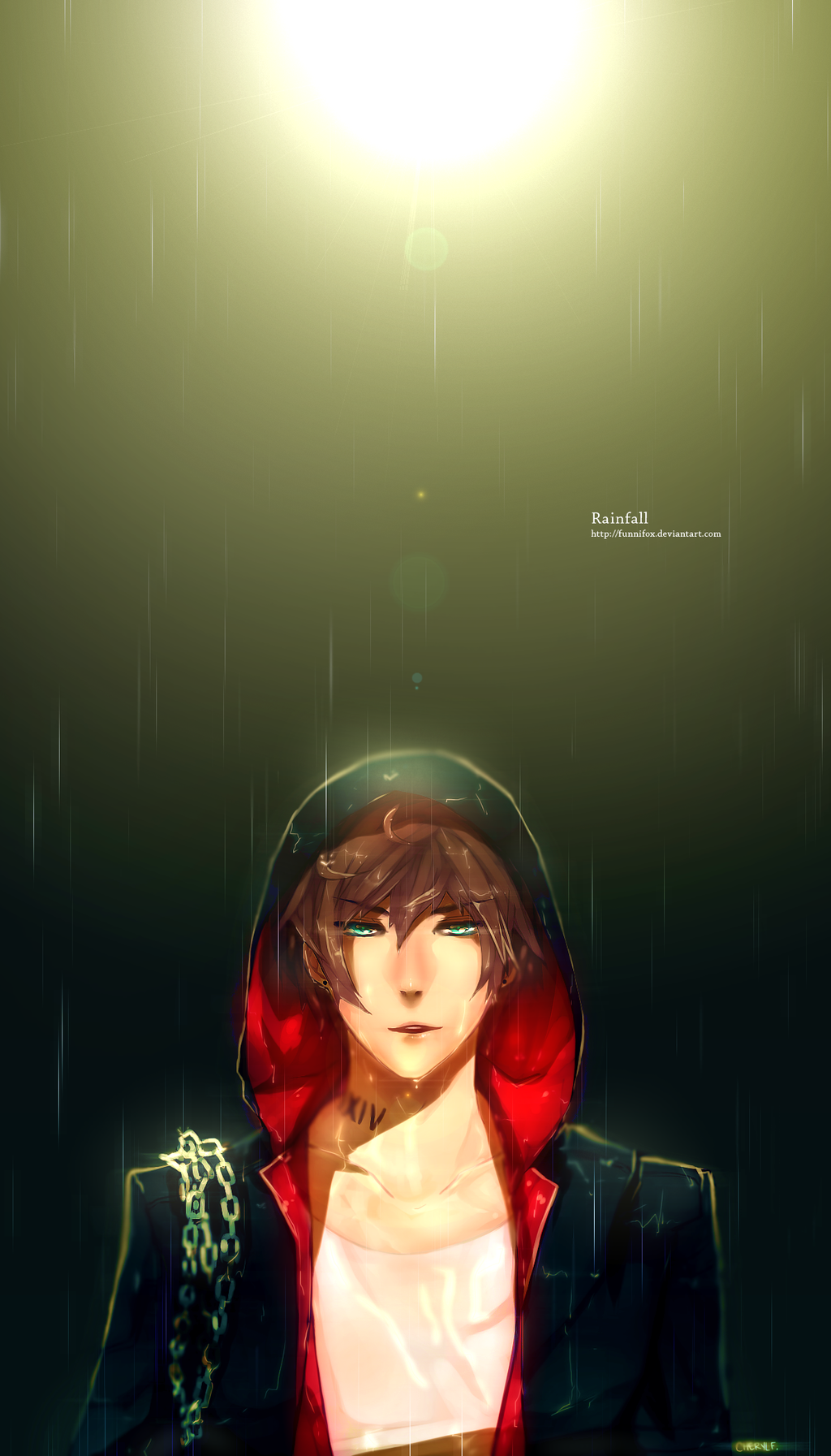 Rainfall by Ahniki