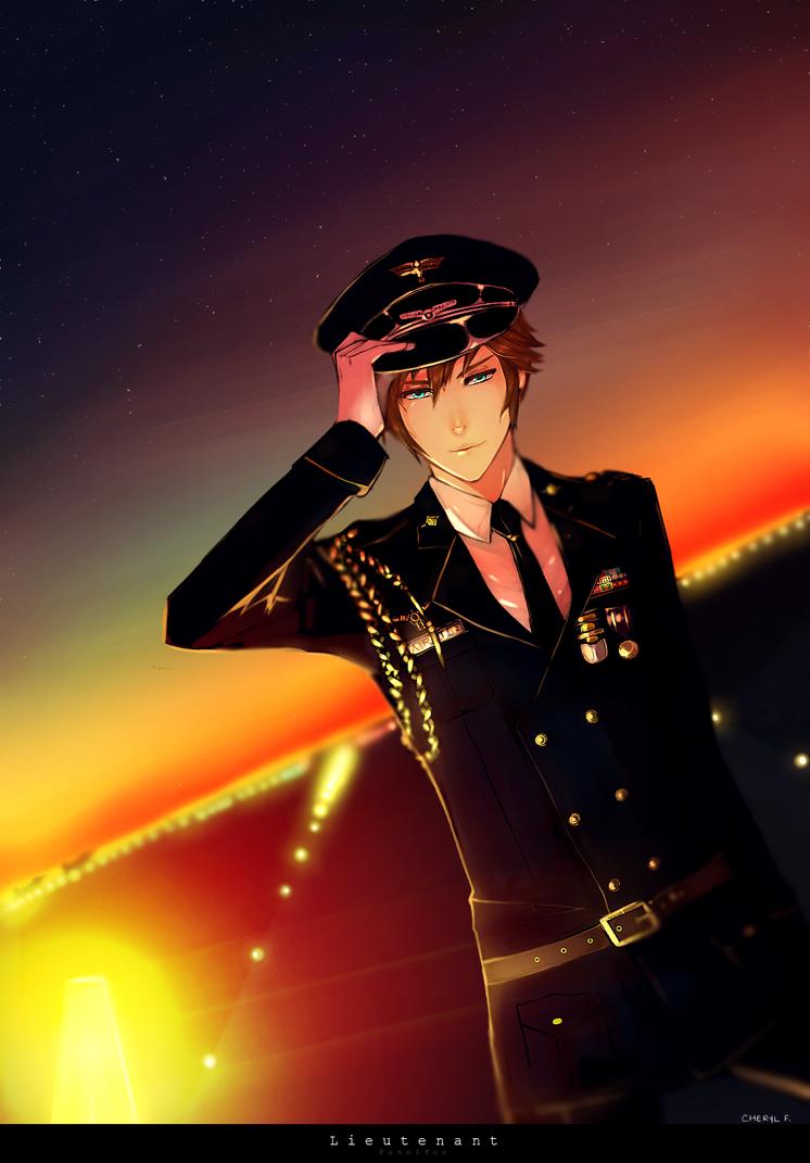 Lieutenant by Ahniki