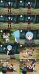 Kakashi and Mina First Meeting [Page 1] by Pungpp