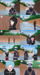 Kakashi and Mina First Meeting [Page 3] by Pungpp