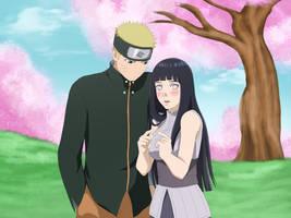 Naruto x Hinata by Pungpp
