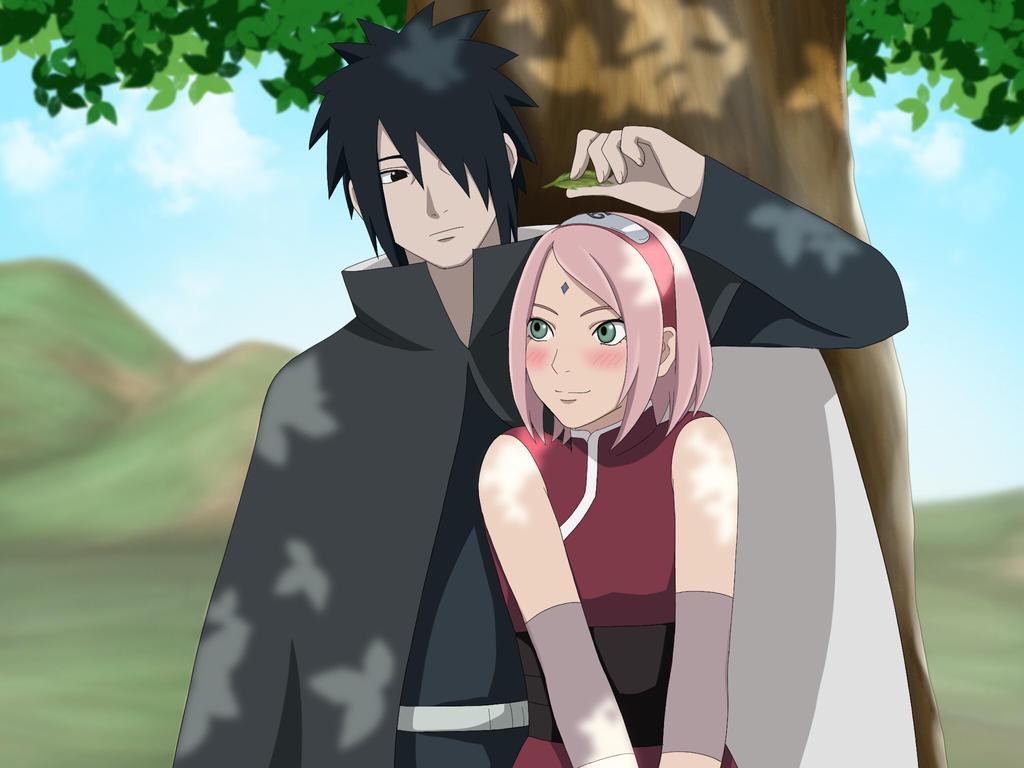 Sakura sasuke