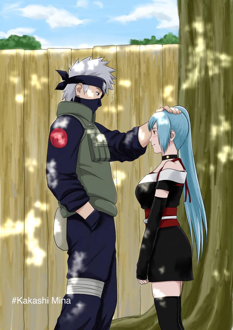 Kakashi x Mina