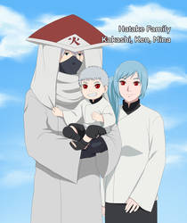 Hokage's family picture. by Pungpp