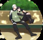 Chunin couple