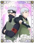 Kakashi Ken cards by Pungpp