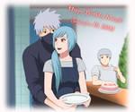 Happy Birthday! Hatake Kakashi by Pungpp