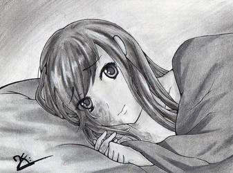 Hanako by Kokorvesa