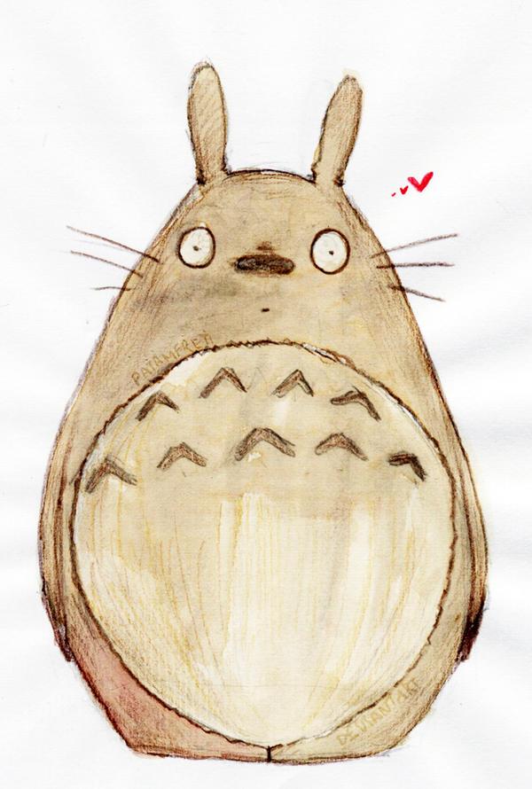 To-toro Totoro by patamfreti