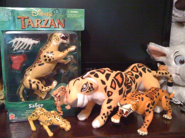 Disney Tarzan SABOR Collection by Eevee-Kins on DeviantArt