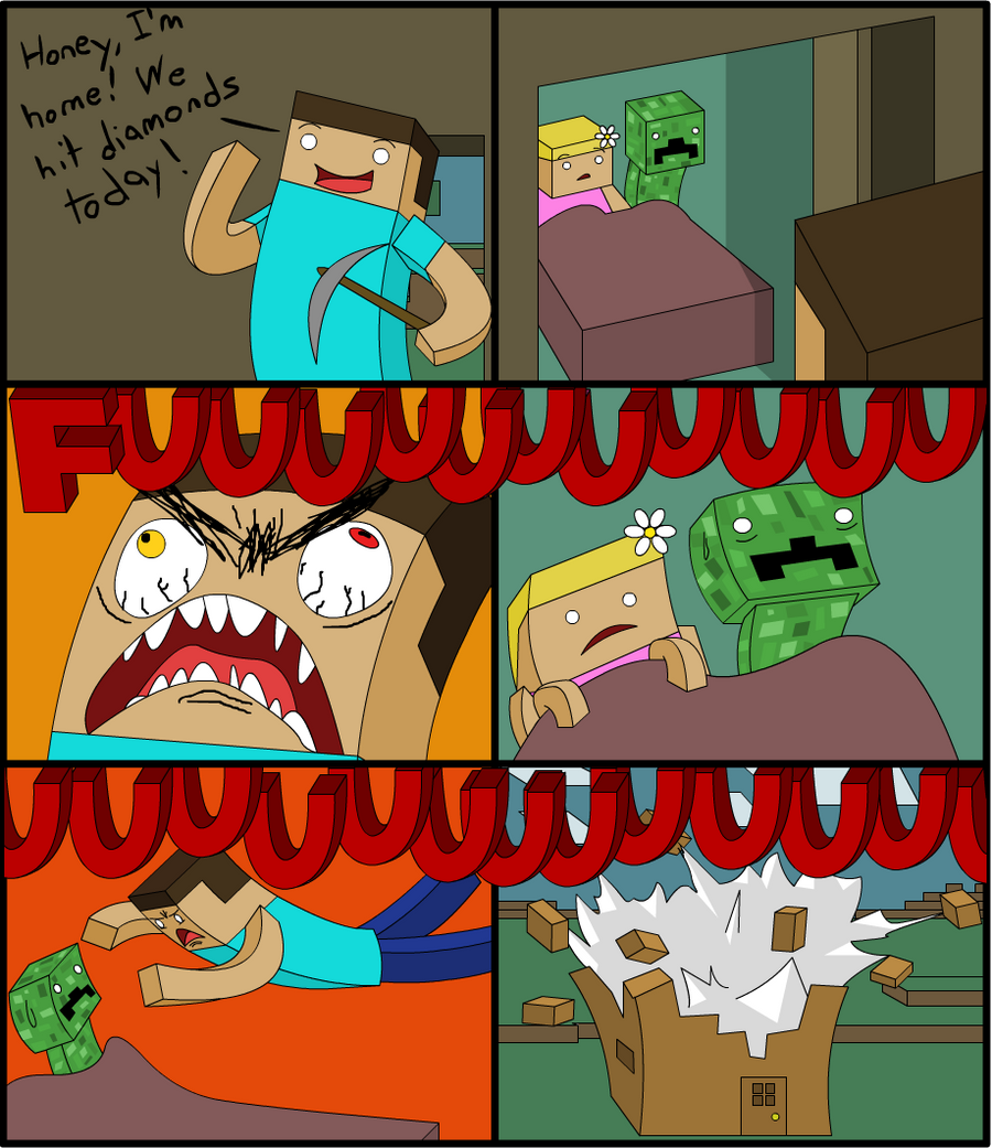 [Immagine: minecraft_comic_by_lisaandmonster-d31ouwb.png]
