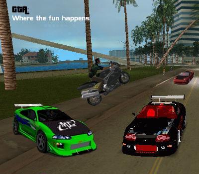 GTA: Vice City Mod Screenshot by paarman on DeviantArt