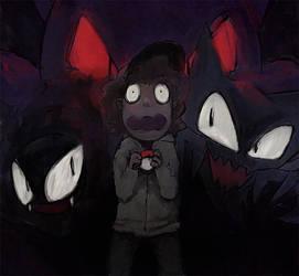 Haunted by ArtExxo