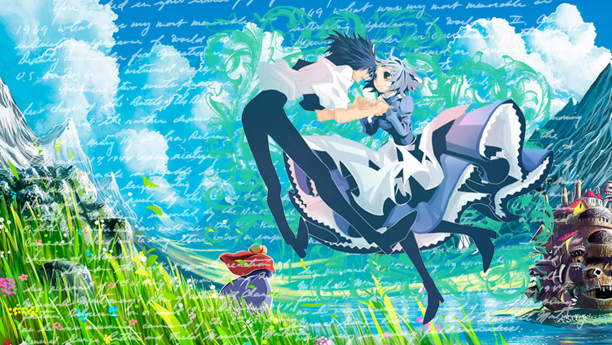 Howls Moving Castle Wallpapers Zoom Wallpapers