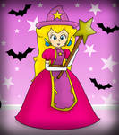 Witch Peach~
