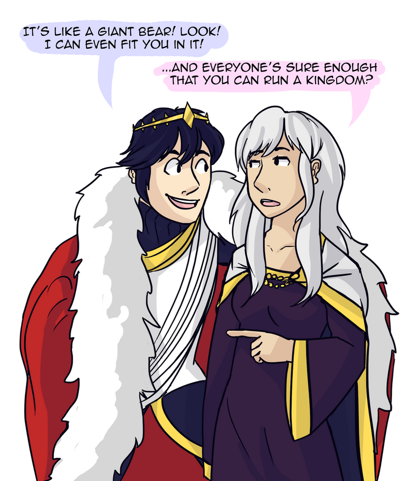 Oh Chrom by corryd493