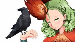 Niwatori - Juuni Taisen Fan Art