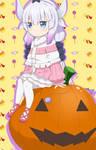 Kanna Kamui - Miss Kobayashi's Dragon Maid Fan Art