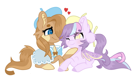 Gift: Cozy Times by superAnina