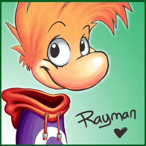 Je veux voir... - Page 2 Rayman_by_AtomicRay