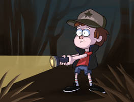 Gravity Falls by AtomicRay