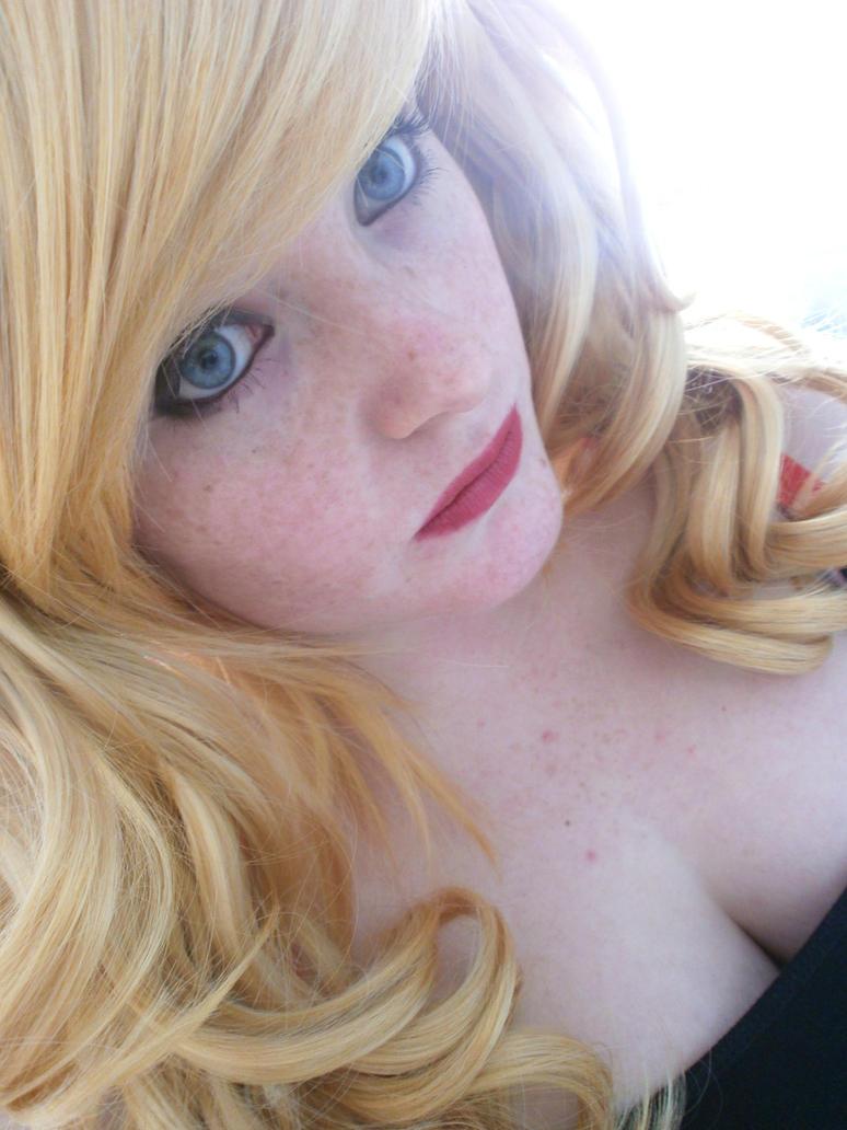 Harley Quinn wig by ShanShanShananigans