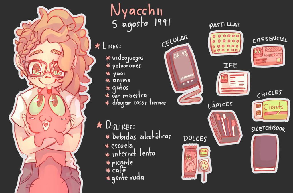 Meet me! by nyacchii