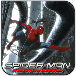 Spiderman web of shadows by HarryBana on DeviantArt