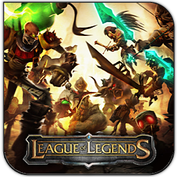 League of Legends by HarryBana
