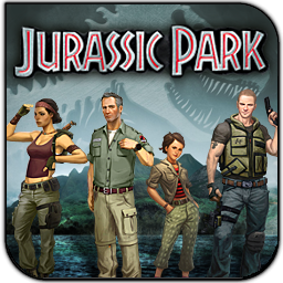 Jurassic Park the Game by HarryBana