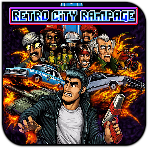 Retro City Rampage v2 by HarryBana
