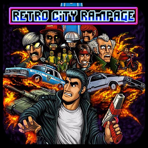 Retro City Rampage v2 by HarryBana