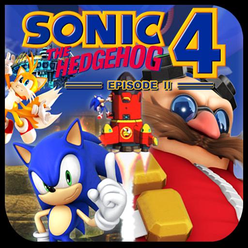 Sonic the Hedgehog 4 - Episode 2 v2 by HarryBana