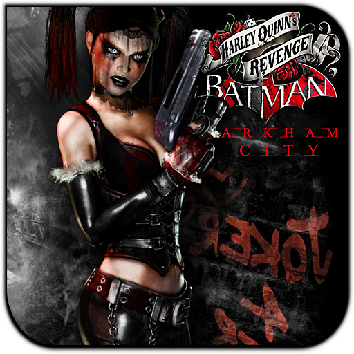 Batman Arkham City - Harley Quinn's Revenge by HarryBana ...
