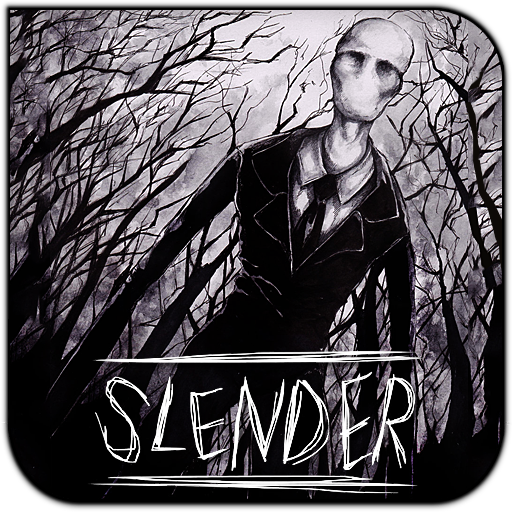 Slender v1 by HarryBana