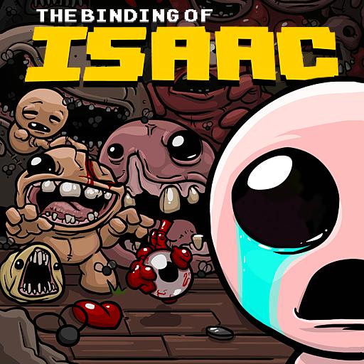 The Binding Of Isaac V3 By HarryBana On DeviantArt