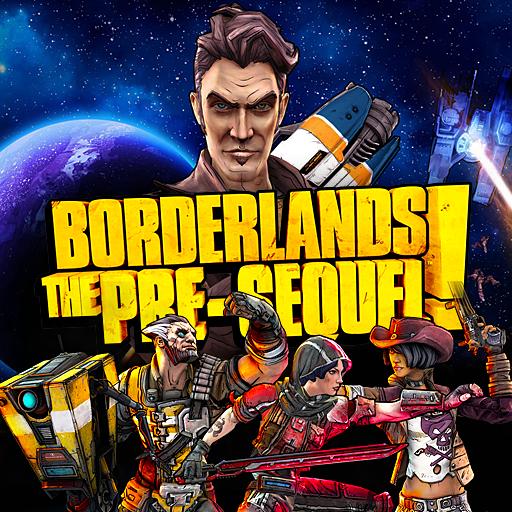 Borderlands The Pre-Sequel v3 by HarryBana on DeviantArt Borderlands Lan No Matches Found
