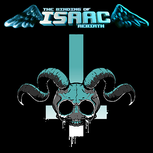 The Binding Of Isaac Rebirth By HarryBana On DeviantArt