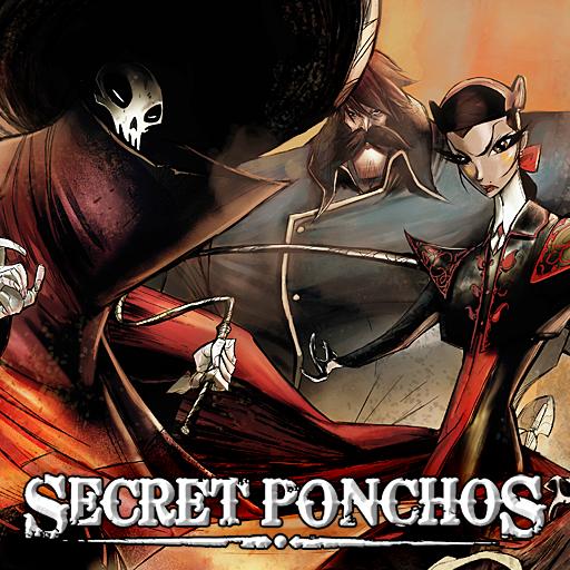 Secret Ponchos v2 by HarryBana