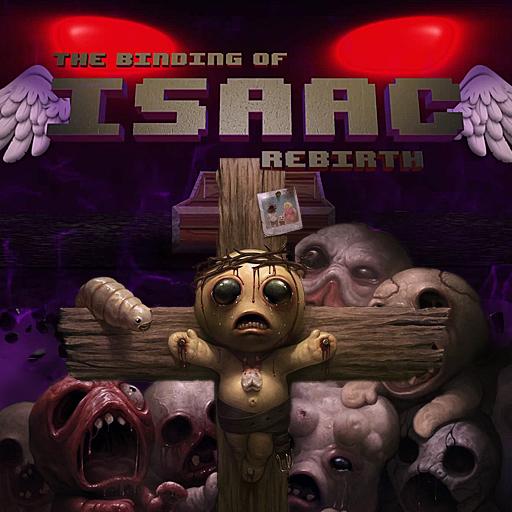 The Binding Of Isaac Rebirth: The Binding Of Isaac Rebirth V3 By HarryBana On DeviantArt