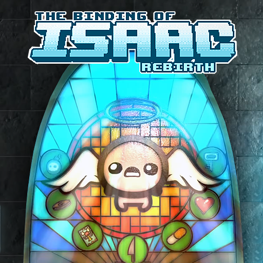 The Binding Of Isaac Rebirth V4 By HarryBana On DeviantArt