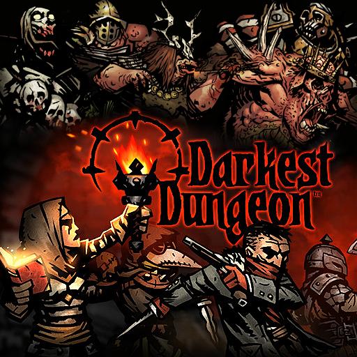 Darkest Dungeon (2016) Build 13407 - 3DM / Polska Wersja Językowa