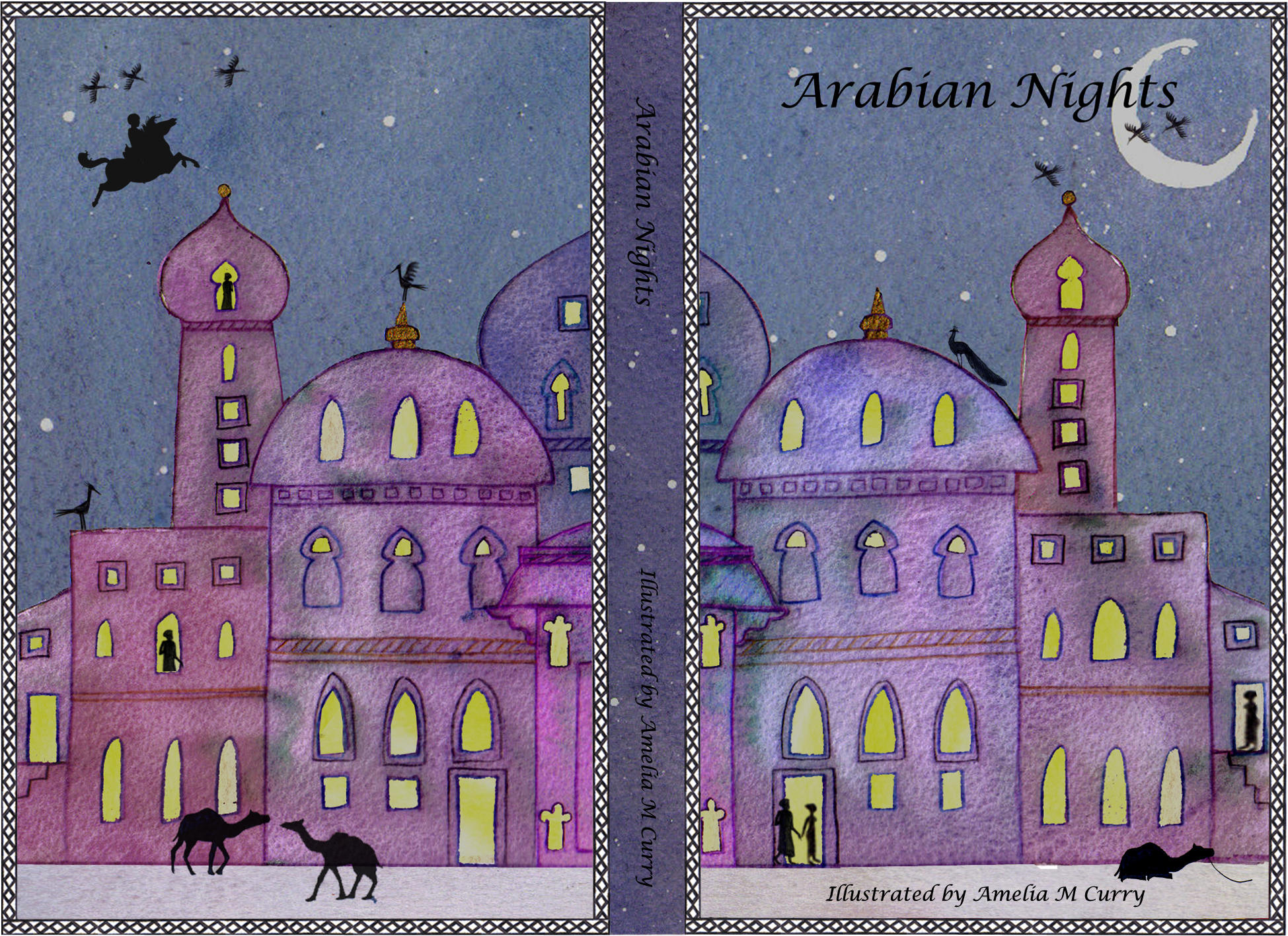 tha arabian nights The arabian nights is a book that appears in sonic and the secret rings and is a major part of the game's story it is a storybook, containing a collection of several.